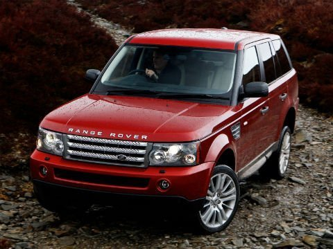 Range Rover Discovery 3